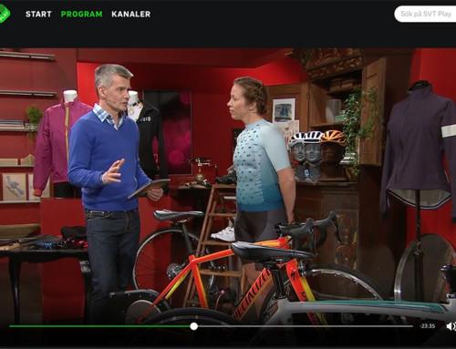 Vad ska man tänka på när man köper sin första landsvägscykel, Camilla Lundberg.