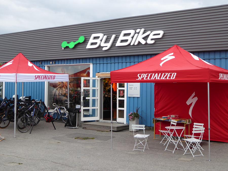 Test The Best på by Bike