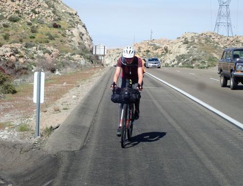 Leg 54 Calexico – Boulevard